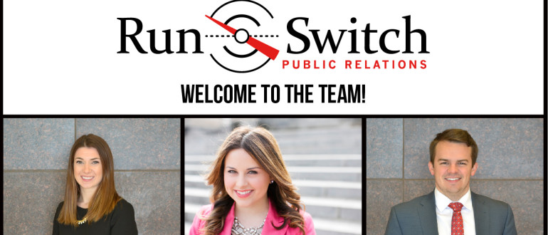 RunSwitch adds three new team members.